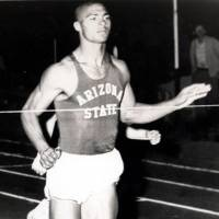 Henry Carr captured the 1963 NCAA title in the 200 meters and was inducted into the Arizona State University Athletics Hall of Fame in 1975.  | ASU SPORTS INFORMATION