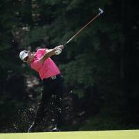 Matsuyama falls into tie for fifth at Memorial