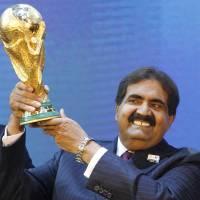 Japan may not revive 2022 World Cup bid if Qatar loses hosting rights