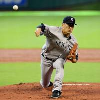Tanaka has another rough start as Yanks beat Astros