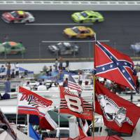 NASCAR chairman France wants to eliminate Confederate flag at races
