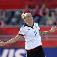 Germany scores 10 goals in rout