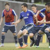 Yoshida finds silver lining in tough practices
