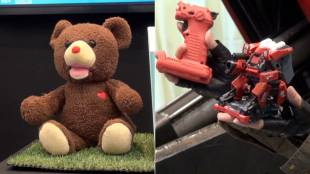 [VIDEO] International Tokyo Toy Show 2015