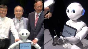 [VIDEO] Humanoid robot Pepper to be on sale on June 20