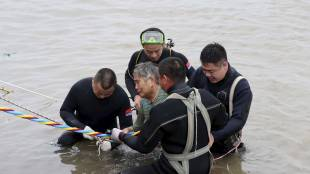 Rescue amid tragedy
