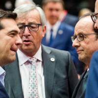 Greece surrenders much of its sovereignty to avoid euro exit