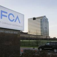 NHTSA fines Fiat Chrysler record $105 mlllion over safety recall lapses