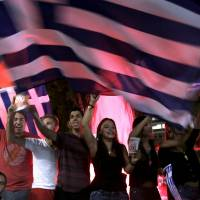 Tokyo watching Greek developments closely to guard against market volatility