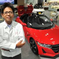 Sporty but quirky, Honda's S660 is a car of contradiction