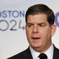 Boston ends candidacy for 2024 Olympics; USOC left with LA