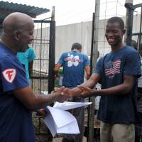 Liberia clinic discharges last four Ebola patients