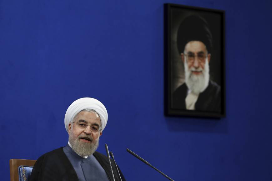 Nuclear deal could sharpen political tensions in Iran