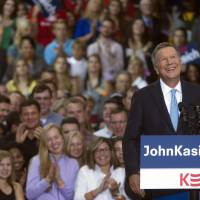 Ohio Gov. Kasich joins GOP race as candidate No. 16