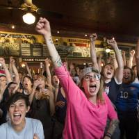 U.S.-Japan Women's World Cup showdown scored record American audience for soccer