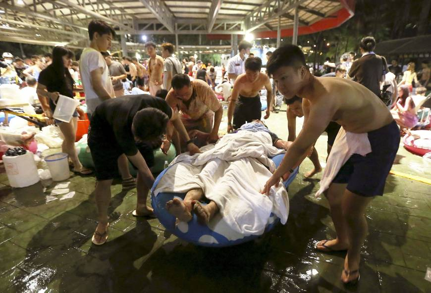 Japanese doctors to arrive in Taiwan on Sunday to treat burn victims
