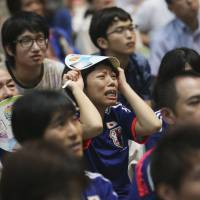 Nadeshiko fans unbowed by 5-2 loss to U.S. in World Cup final