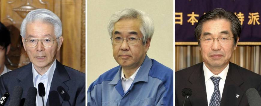 Judicial review panel votes to indict ex-Tepco execs