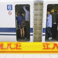Bullet trains get rude wake-up call