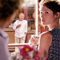 Possessed by the spirit of Gustave Flaubert's hedonist in 'Gemma Bovery'