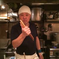 Chef Naohito Kuroki started out at a ryōtei before working in both French and Italian cuisines. | ROBBIE SWINNERTON