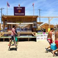 Little Thailand: Beachside beer and spicy food an hour from Tokyo