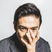 Green mind: Actor Yusuke Iseya is a busy man, but a lot of his time is taken up with his environmentally friendly group the Rebirth Project.