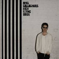 The right stuff: The album cover for Noel Gallagher's High Flying Birds' 'Chasing Yesterday.'