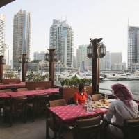 Dubai Marina challenges Middle East preconceptions