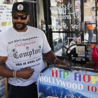 Gangsta-lite Compton is ready for its close-up