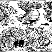 The South China Sea spats: an alternative point of view