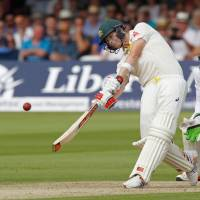 Rogers, Smith get Australia off to strong start in 2nd Ashes test