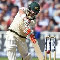 Nevill, Johnson help Australia force third day