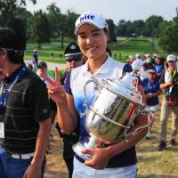 Chun surges to victory in U.S. Women's Open