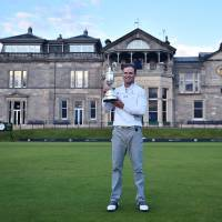 Johnson wins British Open in a playoff