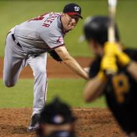 Pirates turn tables on Scherzer