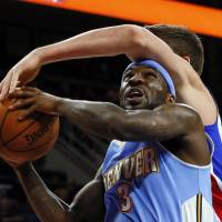Nuggets trade troubled Lawson to Rockets