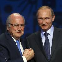 FIFA, Blatter get back to World Cup business