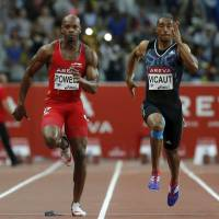 Powell, Gay looking to scalp Gatlin