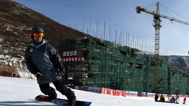 Beijing confident in 2022 Games bid