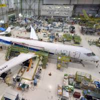 Mitsubishi Regional Jet may debut on ANA route from Nagoya
