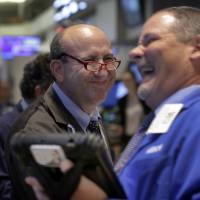 Dow wows with second-biggest two-day gain since '08 as data shine, rate-hike fears fade