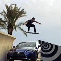 Lexus turns to German engineering to create working hoverboard