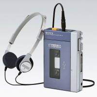 Sony's Corp.'s first Walkman, which debuted in July 1979, is shown in a file photo. | SONY CORP / KYODO