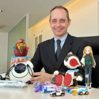 First non-Japanese chief of Tomy believes innovation is key to reviving toymaker's fortunes