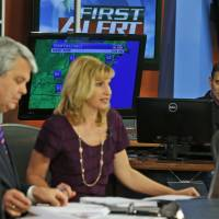 Virginia TV station has grief-struck broadcast after pair's on-air shooting deaths stunned nation