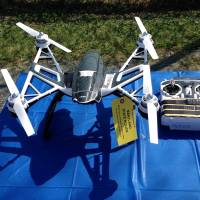 Pair held in bid to fly contraband into Maryland prison using drone