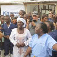 Sierra Leone's last known Ebola patient discharged from hospital