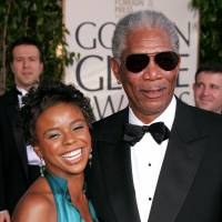 Boyfriend arrested in NYC slaying of Morgan Freeman's step-granddaughter