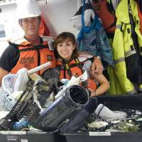 Mappers of Great Pacific Garbage Patch return to San Francisco, talk of plastic mess